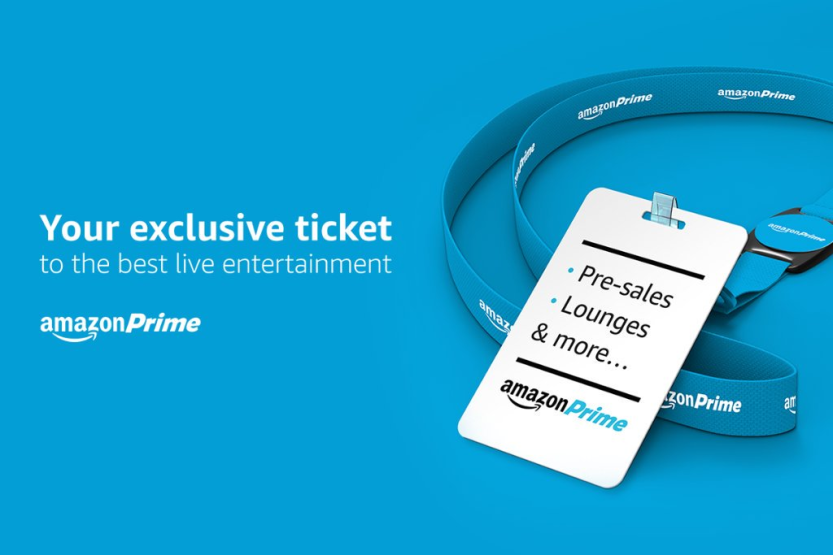 amazon quiere convertirse en el lÍder en venta de entradas para